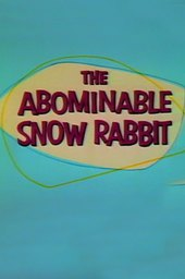 The Abominable Snow Rabbit