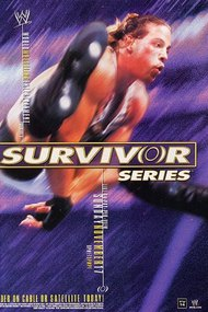 WWE Survivor Series 2002