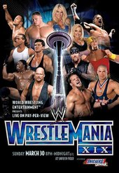 WWE Wrestlemania XIX