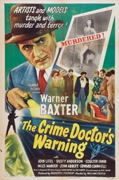 The Crime Doctor's Warning
