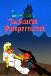 The Scarlet Pumpernickel