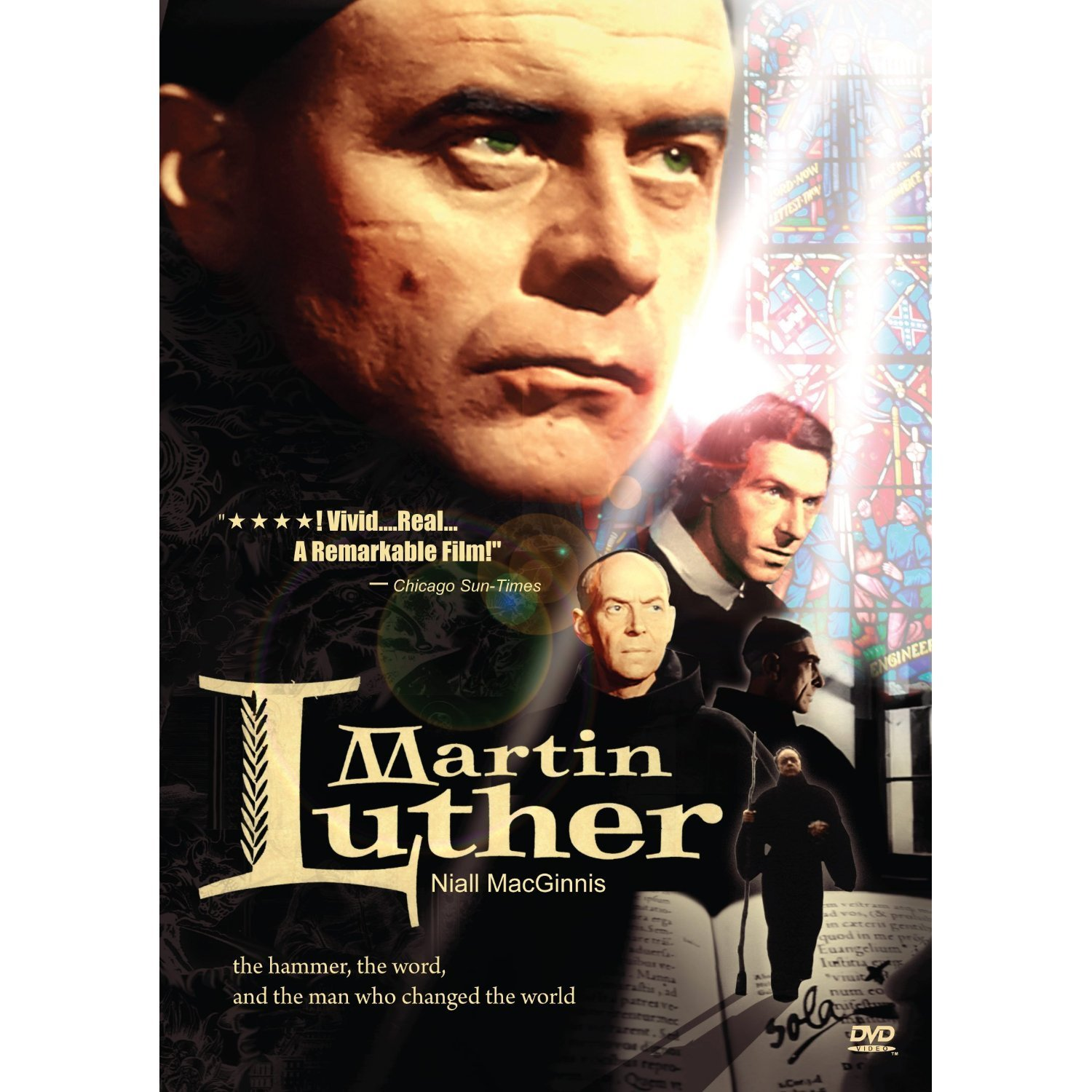 film review of luther