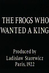The Frogs Who Wanted a King