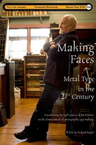 Making Faces: Metal Type in the 21st Century