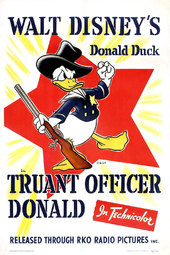 Truant Officer Donald
