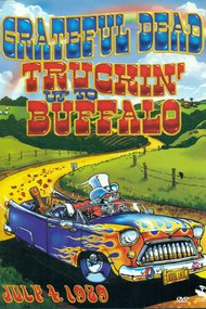 Grateful Dead: Truckin Up to Buffalo