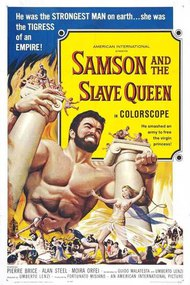 Samson and the Slave Queen