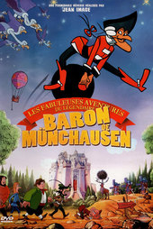 The Fabulous Adventures of the legendary Baron Munchausen