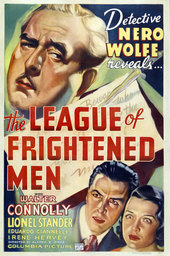 The League of Frightened Men