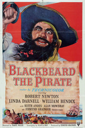 Blackbeard, the Pirate