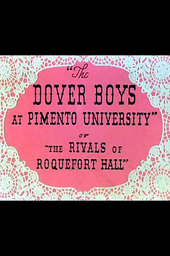 The Dover Boys at Pimento University