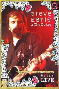 Steve Earle Transcendental Blues Live