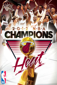 2012 NBA Champions: Miami Heat