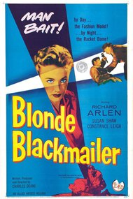 Blonde Blackmailer