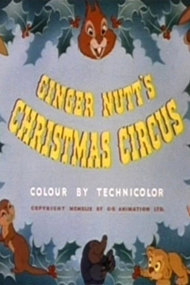 Ginger Nutt's Christmas Circus