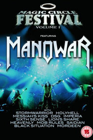 Manowar: Live at Magic Circle Festival Vol1