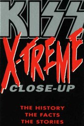 Kiss: X-Treme Close Up