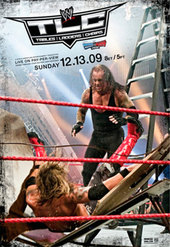 WWE TLC: Tables Ladders & Chairs 2009