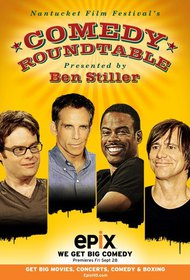 Nantucket Film Festival's Comedy Roundtable