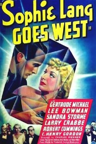 Sophie Lang Goes West