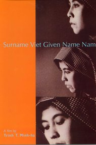 Surname Viet Given Name Nam