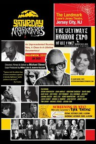 Saturday Nightmares: The Ultimate Horror Expo of All Time!