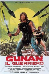 Gunan, King of the Barbarians