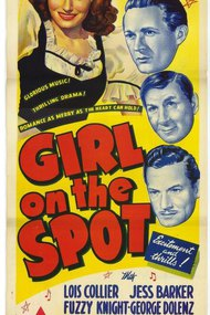 Girl on the Spot