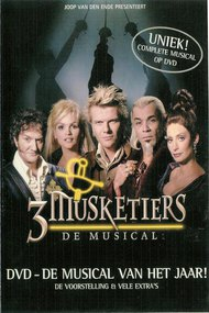 3 Musketeers - The Musical