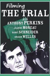 Filming 'The Trial'