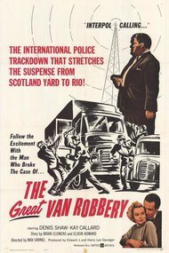 The Great Van Robbery