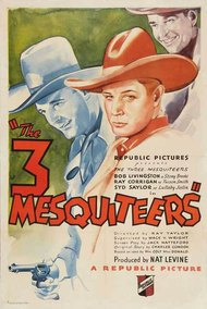 The Three Mesquiteers