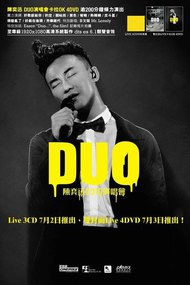 DUO Eason Chan Concert Live 2010