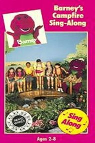 Barney's Campfire Sing-Along
