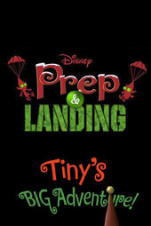 Prep & Landing: Tiny's Big Adventure