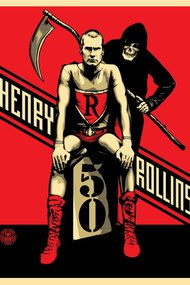Henry Rollins 50