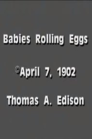 Babies Rolling Eggs
