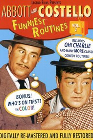 Abbott and Costello: Funniest Routines, Vol. 2