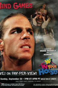WWE In Your House 10: Mind Games