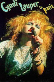 Cyndi Lauper: Live in Paris