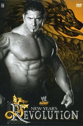 WWE New Year's Revolution 2005