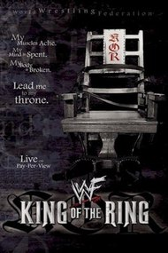 WWE King of the Ring 2001
