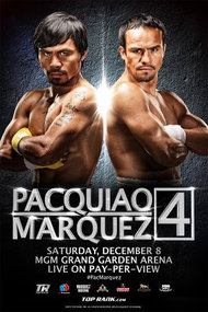 HBO Boxing: Pacquiao vs Marquez IV