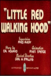 Little Red Walking Hood