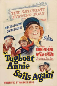 Tugboat Annie Sails Again
