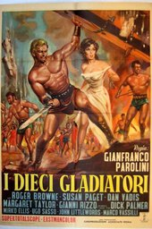 The Ten Gladiators