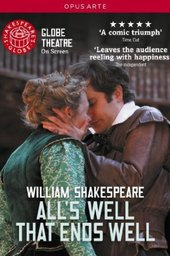 All's Well That Ends Well: Shakespeare's Globe Theatre