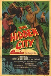 Bomba and the Hidden City