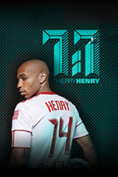 1:1 Thierry Henry