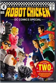 Robot Chicken: DC Comics Special II - Villains in Paradise